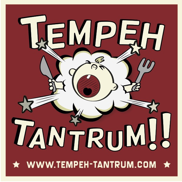 image of Tempeh Tantrum Logo